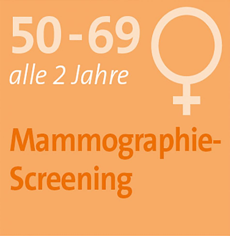 Mammographie-Screening © Krebsinformationsdienst, Deutsches Krebsforschungszentrum