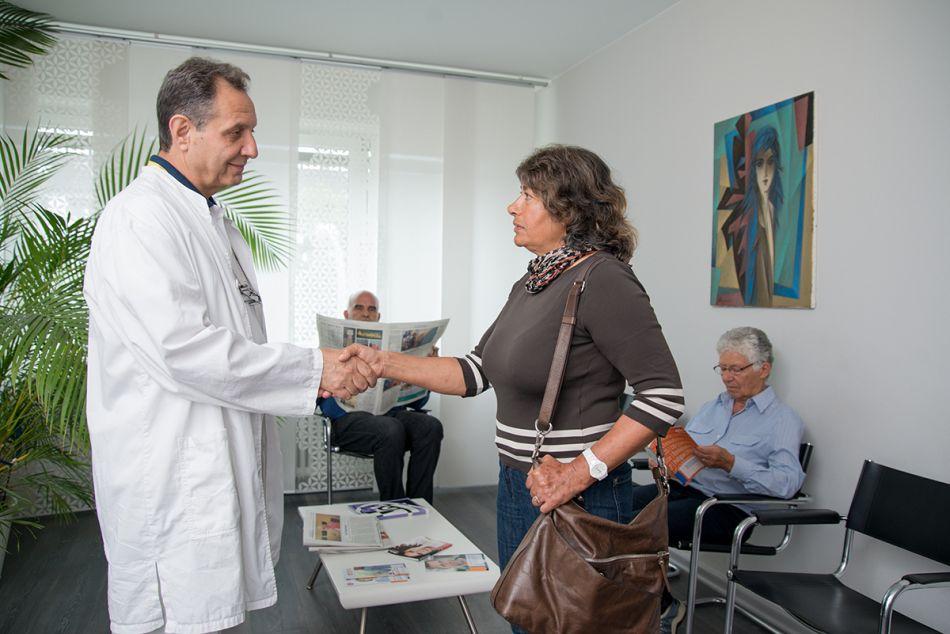 Darmkrebs: Symptome und Warnzeichen