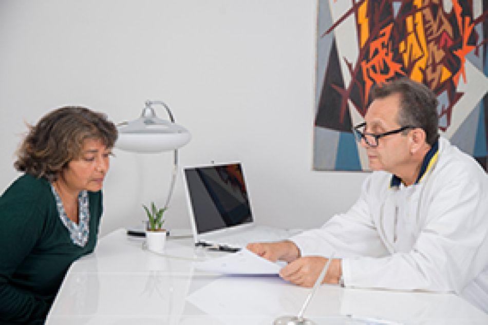 Hiv test frauenarzt abstrich