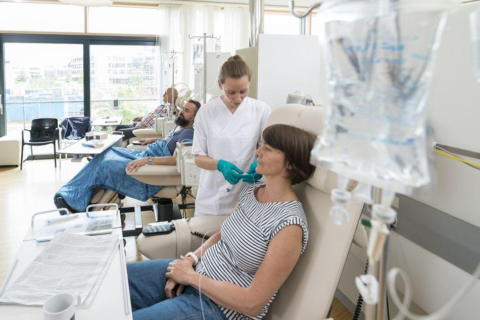 Chemotherapie Bei Leberkrebs Nutzlos